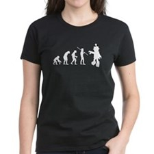 Robot Evolution Go Back Tee