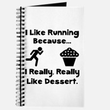 Running Dessert Journal