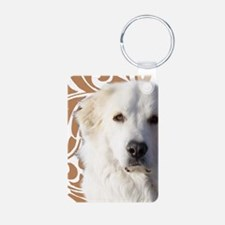 The Fab Pyr - Aluminum Photo Keychain
