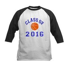 Class Of 2016 Basketball Tee