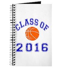 Class Of 2016 Basketball Journal