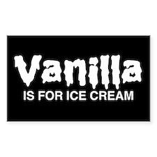 Vanilla Stickers