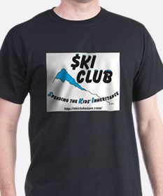 $KI Club LOGO - cropped T-Shirt