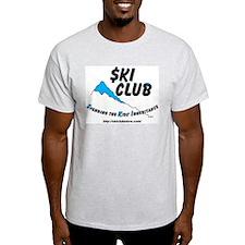 $KI Club LOGO - cropped T-Shirt
