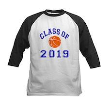 Class Of 2019 Basketball Tee