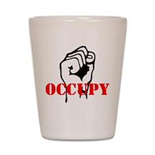 Occupy - Shot Glass