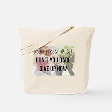 Reality Check #54 Tote Bag