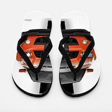 New Mustang GT Flip Flops