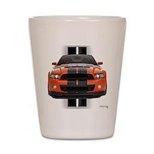 New Mustang GT Shot Glass