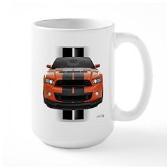 New Mustang GT Large Mug