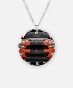 New Mustang GT Necklace