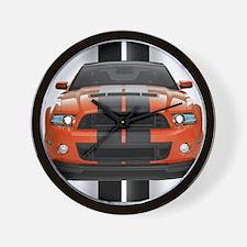 New Mustang GT Wall Clock