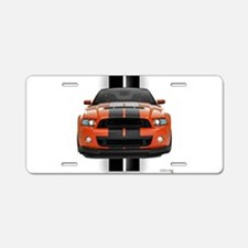 New Mustang GT Aluminum License Plate
