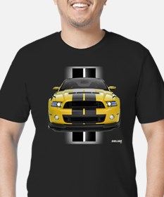 New Mustang GT Yellow T