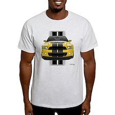 New Mustang GT Yellow T-Shirt