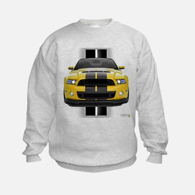 New Mustang GT Yellow Jumpers