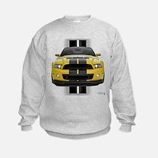 New Mustang GT Yellow Sweatshirt