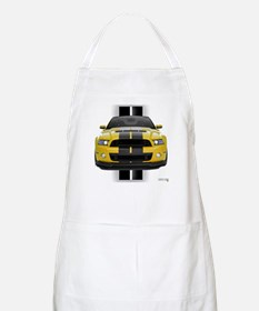 New Mustang GT Yellow Apron