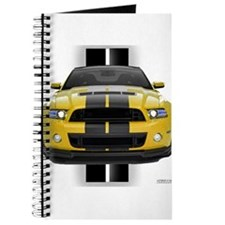 New Mustang GT Yellow Journal