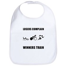 Triathlon Winners Train Bib