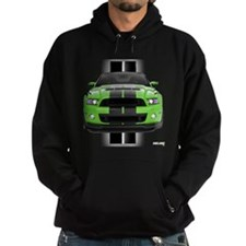 New Mustang Green Hoody