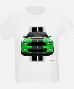 New Mustang Green T-Shirt