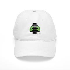 New Mustang Green Baseball Cap