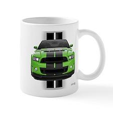 New Mustang Green Mug