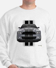 New Mustang GT Gray Sweater