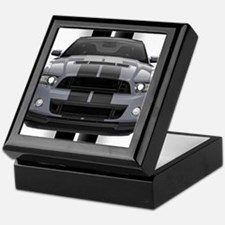 New Mustang GT Gray Keepsake Box
