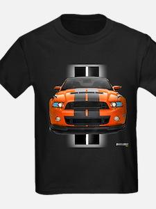 New Mustang GT Orange T