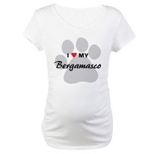 I Love My Bergamasco Shirt