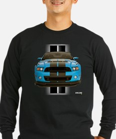 New Mustang Blue T
