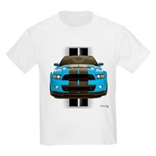New Mustang Blue T-Shirt