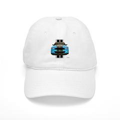 New Mustang Blue Baseball Cap
