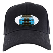 New Mustang Blue Baseball Hat