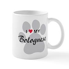 I Love My Bolognese Mug