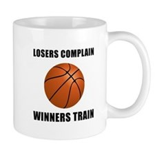 Basketball Winners Train Mug