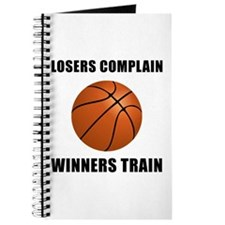 Basketball Winners Train Journal