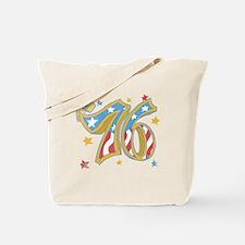 '76 USA Tote Bag