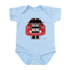 New Mustang GTR Infant Bodysuit