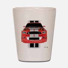 New Mustang GTR Shot Glass