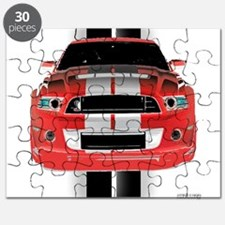New Mustang GTR Puzzle