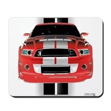New Mustang GTR Mousepad