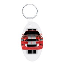 New Mustang GTR Keychains