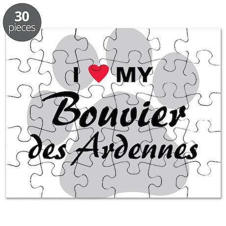 Bouvier des Ardennes Puzzle