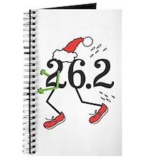 Holiday 26.2 Marathoner Journal