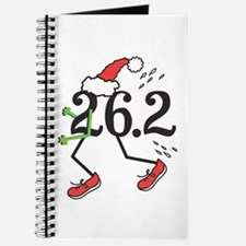 Holiday 26.2 Marathoner Journal