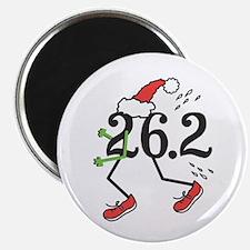 Holiday 26.2 Marathoner Magnet