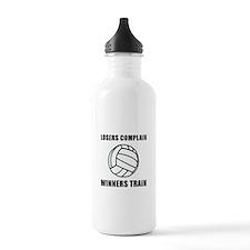 Volleyball Winners Train Water Bottle